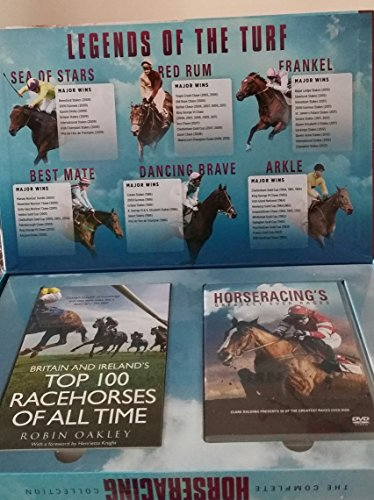 The Complete Horseracing Collection in DVD and book