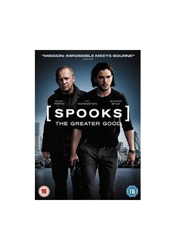 SPOOKS: THE GREATER GOOD (SKY SPEC)