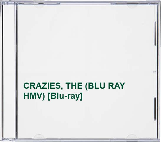 CRAZIES, THE (BLU RAY HMV)