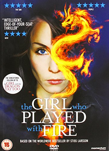 GIRL WHO PLAYED WITH FIRE -HMV