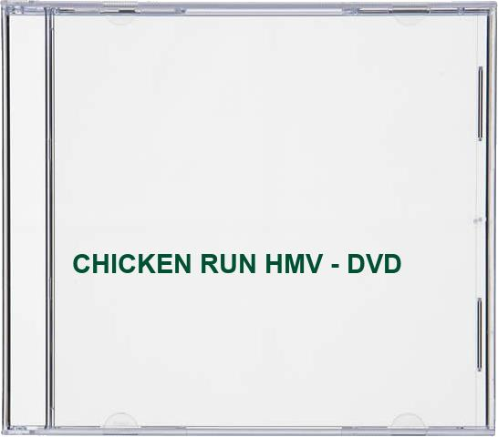 CHICKEN-RUN-HMV-DVD-CD-XUVG-FREE-Shipping