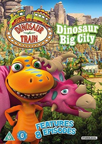 Dinosaur Train - Big City