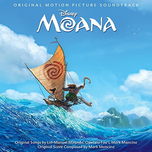 Various Artists - Moana By Various Artists