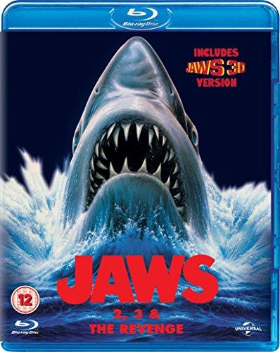 Jaws 2/Jaws 3/Jaws: The Revenge