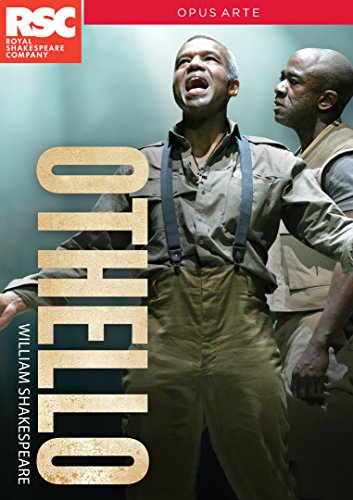 Shakespeare:Othello [Hugh Quarshie; Lucian Msamati; Joanna Vanderham; Jacob Fortune-Lloyd,Iqbal Khan