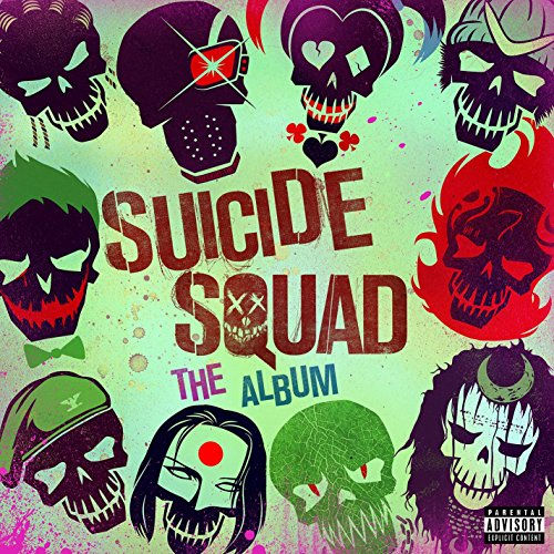 Various Artists - Suicide Squad: The Album By Various Artists