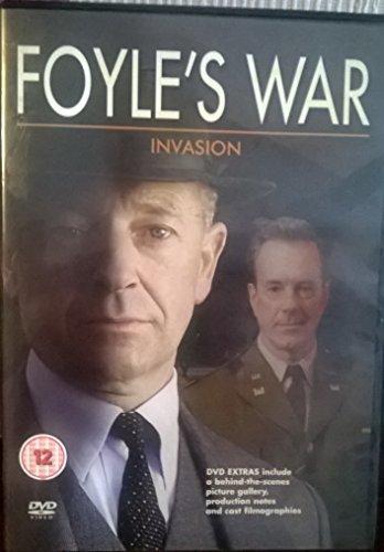 Foyle's War Invasion DVD