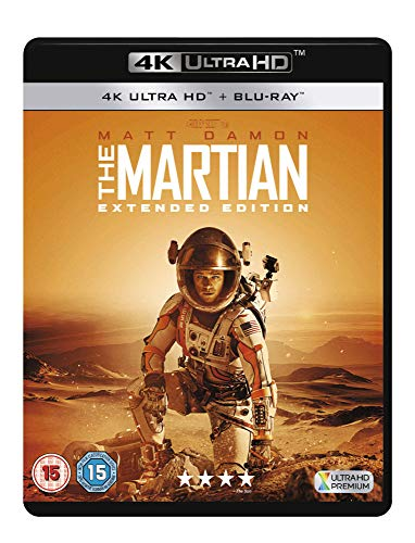 Martian, The Extended Edition UHD