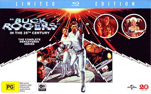 Buck Rogers in the 25th Century - The Complete Remastered Series