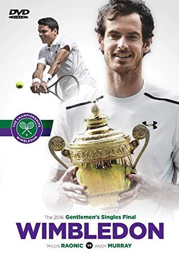 Wimbledon: 2016 Men's Final - Andy Murray V Milos Raonic