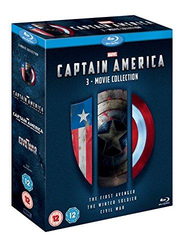 Captain America 1-3