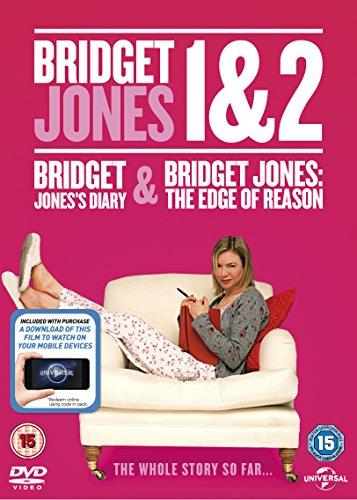 Bridget Jones 1 & 2 Double (DVD + UV  Copy)