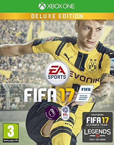 FIFA 17 - Deluxe Edition (Xbox One) (EU Edition)