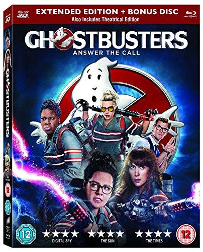 Ghostbusters (Blu-ray 3D)