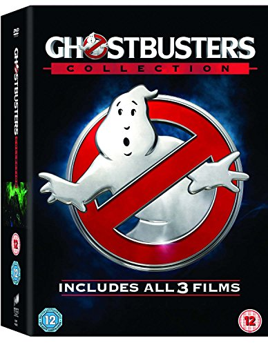 Ghostbusters - 1-3 Collection