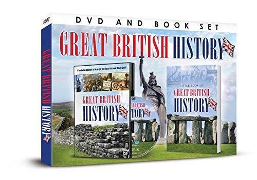 Great British History Book DVD Set