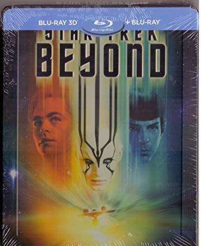 Star Trek Beyond - Limited Edition Steelbook (3D/2D Blu-Ray)