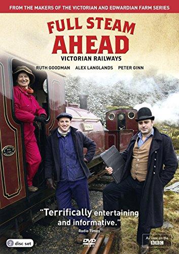 Full Steam Ahead - Victorian Railways