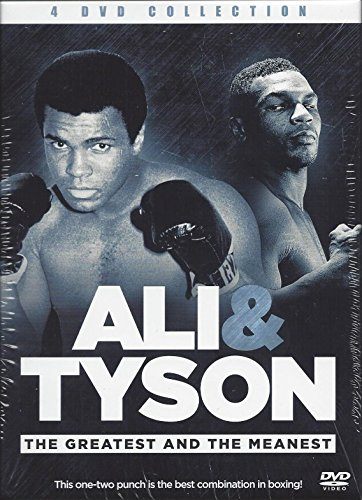 Ali & Tyson: The Greatest And The Meanest - 4 DVD Collection