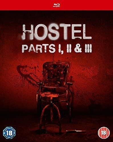 Hostel: Parts I, II and III