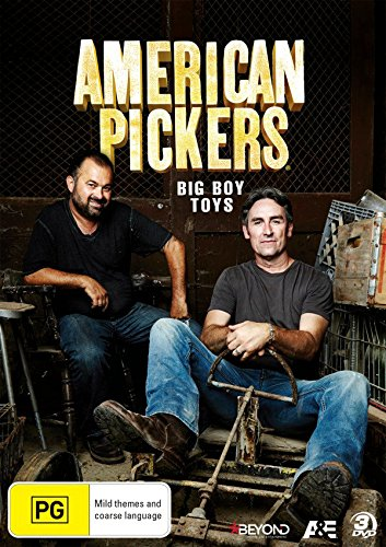 American Pickers: Collection 12 - Big Boy Toys