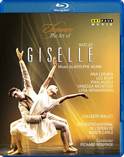 Bouy - Adam:Giselle [Ana Laguna; Luc Bouy; Yvan Auzely; Vanessa McIntish; Lena Wennergren; Cullberg