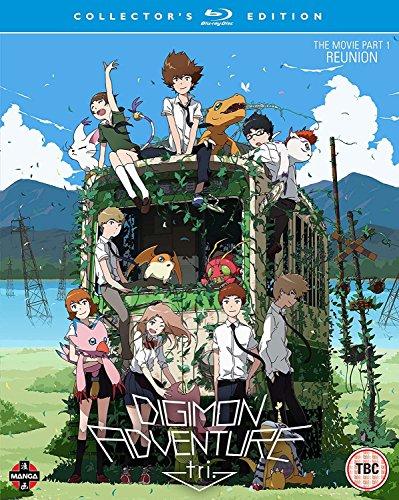 Digimon Adventure Tri: The Movie Part 1 - Collectors Edition