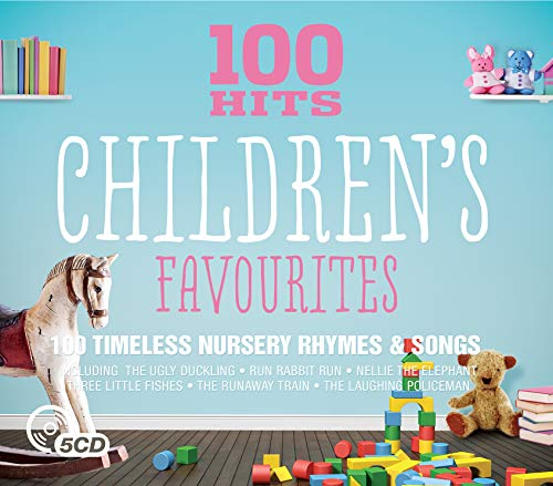 Various Artists - 100 Hits - Children's Favourites By Various Artists