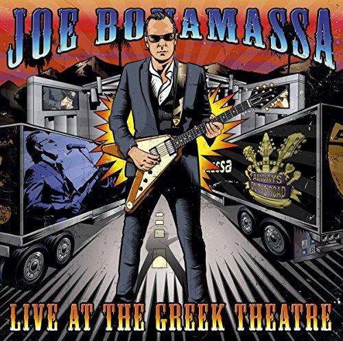 Live at the Greek Theatre: By Joe Bonamassa