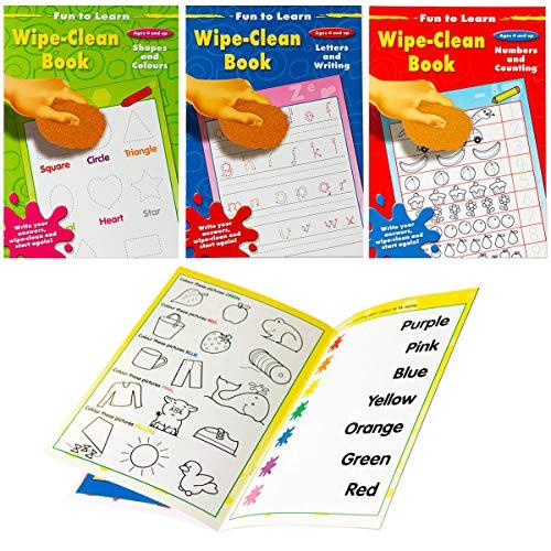 Fun to Learn Wipe-clean
