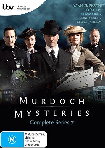 Murdoch Mysteries: Series 7