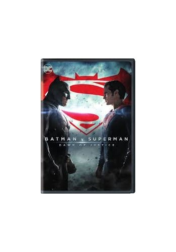 Batman V Superman: DOJ: TH/ Man Of Steel (2pk)