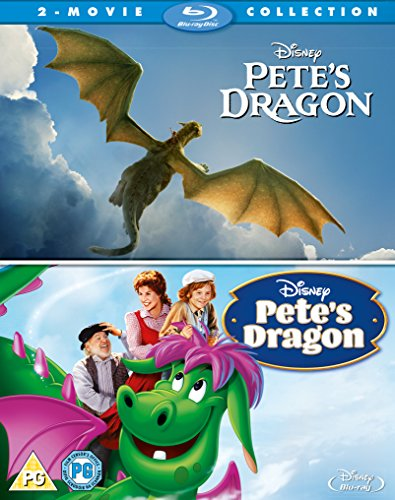 Pete's Dragon Live Action and Animation Box Set