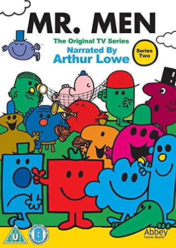 Mr Men - The Original Complete Series 2