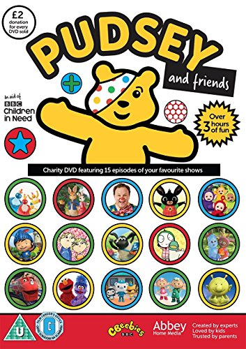 BBC Children In Need - Pudsey & Friends