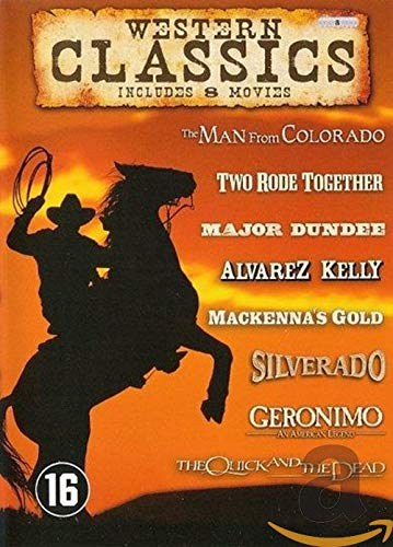 Western Classics Collection - 8-DVD Box Set ( The Man from Colorado / Two Rode Together / Major Dund