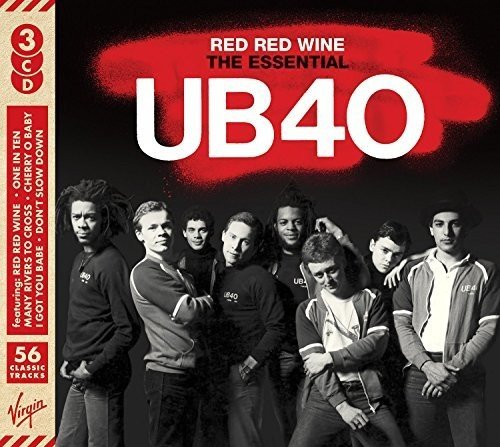 Red Red Wine: The Essential UB40 By UB40