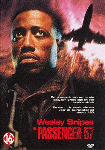 Passenger-57-1992-DVD-CD-42VG-FREE-Shipping
