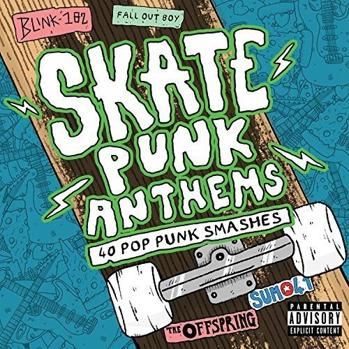 Various Artists - Skate Punk Anthems