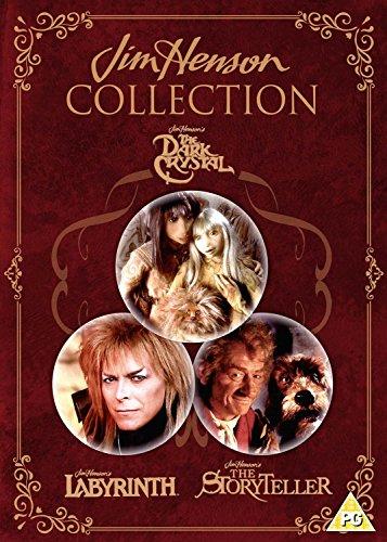 Jim Henson Collection: The Dark Crystal, Labyrinth, The Storyteller