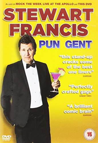Stewart Francis - Pun Gent