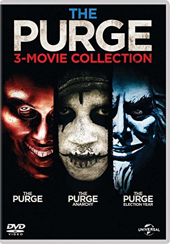The Purge - 3 Movie Collection