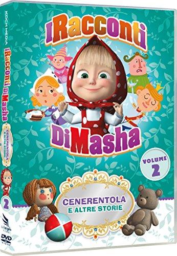 i racconti di masha - vol. 2 - cenerentola rosso e altre storie DVD Italian Import