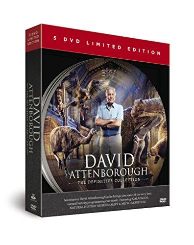 David Attenborough - 5 DVD Movie Tin Box