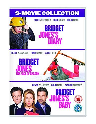 Bridget Jones 3-Film Collection (Bridget Jones's Diary/Bridget Jones: The Edge Of Reason/Bridget Jon