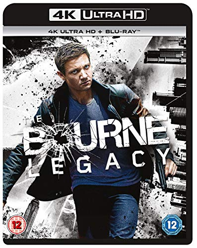 The Bourne Legacy (4K UHD Blu-Ray + Blu-ray)