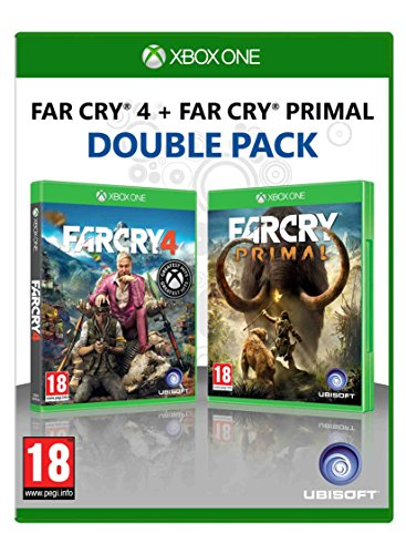 Far Cry Primal and Far Cry 4 Double Pack (Xbox One)