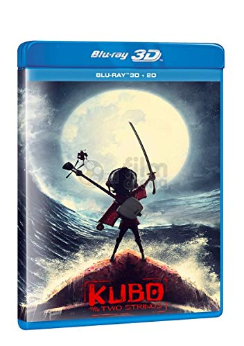 Kubo And The Two Strings (Blu-ray 3D + Blu-ray)