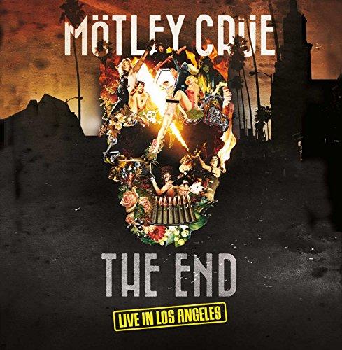 Motley Crue - Mötley Crüe: The End - Live In Los Angeles (DVD+CD)