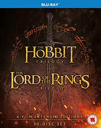 Middle Earth – Six Film Collection Extended Edition